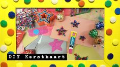 Maak je eigen kerstkaart met KnutselTV