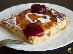 Demonic New Kind of Gm Diet Exercise Healthy Cake, Healthy Desserts, Delicious Desserts, Hungarian Desserts, Hungarian Recipes, Diet Recipes, Cake Recipes, Dessert Recipes, Sin Gluten