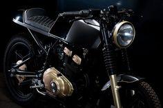 🏁 caferacerpasion.com 🏁 1980 Suzuki GSX 250 #CafeRacer by C-Racer [TAGS] #caferacerpasion #suzuki #caferacersofinstagram #caferacerxxx #caferacerporn #caferacergram