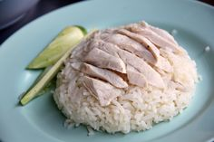 Khao Man Gai ข้าวมันไก่ (Thai Chicken Rice): Plain but Delightfully Comforting