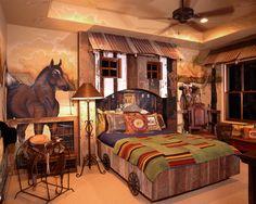cowboy theme bedrooms create a cowboy bedroom house decor inside