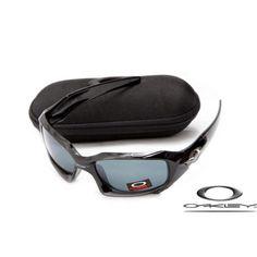 12880081334e FOakleys pit boss polished black / orion blue iridium. smithfashion · Replica  Oakleys Pit Boss