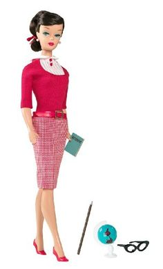 Barbie Vintage Student Teacher