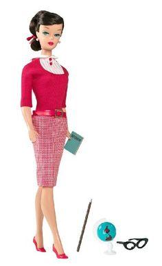 Barbie Vintage Student Teacher