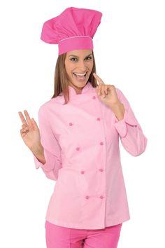 73a62db0291a 21 meilleures images du tableau Veste de cuisine pour Femme