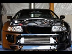 TRC Supra 40psi Testing and BMW S1000RR! .. Miss this stuff