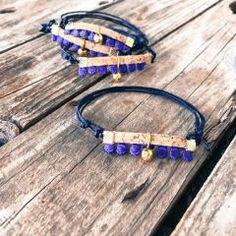 ΜΑΡΤΥΡΙΚΑ ΜΕ ΧΡΥΣΟ ΣΤΑΥΡΟ - ΚΩΔ: P33-CELFIE Bracelets, Leather, Jewelry, Bangles, Jewellery Making, Jewels, Jewlery, Bracelet, Jewerly