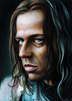 Game of Thrones -  Jaqen H'ghar by Trev--Murphy