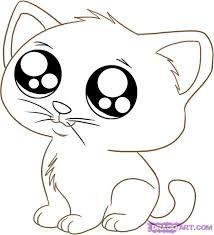 dibujos de gatos a color - Buscar con Google
