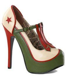 Inkedshop Heels, these I NEED - ASAP.