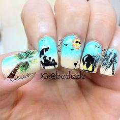 Top 14 Summer Nail Art Designs 2015