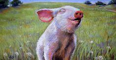 """""""Hog Heaven""""   Susan Jenkins"""