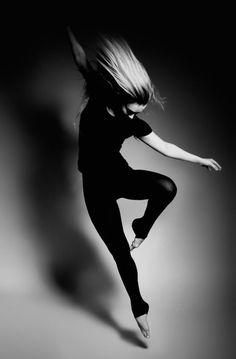 tenue de danse moderne, outfit typique de danse contemporaine