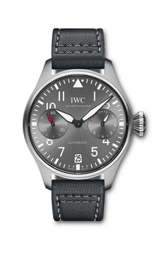 "IWC ""Patrouille Suisse"" Big Pilot. The watchmaker celebrates some of Switzerland's most talented aviators."