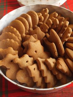 Christmas Sweets, Christmas Baking, Cookie Box, Happy Foods, Homemade Cakes, Sugar Cookies, Gingerbread Cookies, Sweet Recipes, Delicious Desserts