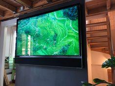 Ideen aus eigener Manufaktur - Audio Video Center Entertainment System, Apple Tv, Aquarium, Audio, Ideas, Goldfish Bowl, Fish Tank, Aquarius