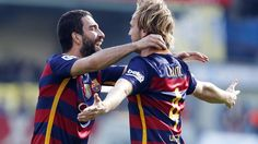 Rakitic and Arda