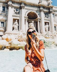 Fonte di trevi ⛲ travel in 2019 wanderlust travel, ita Europe Outfits, Italy Outfits, Greece Travel, Italy Travel, Italy Trip, Rome Travel, Travel Europe, Spain Travel, Travel Pictures