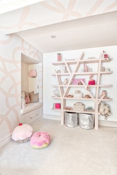 732 Best Nursery Shelving Ideas Images In 2019