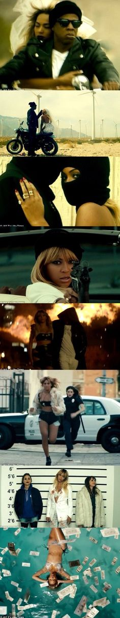 Beyonce & Jayz - Run
