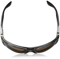 Costa Del Mar Sunglasses - Saltbreak- Plastic / Frame: Silver Lens: Polarized Copper 580P Polycarbonate