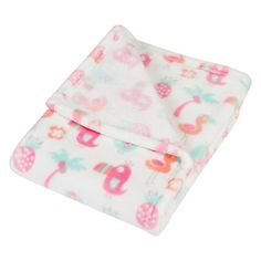Gia Multi-Colored Damask Cotton Baby Girl Crib Fitted Sheet Toddler