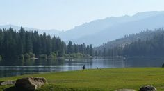 Hume Lake Christian Camp -- I spent summers here (and Winter breaks).  Changed my life forever.