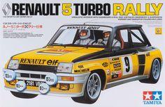 Tamiya Renault 5 Turbo