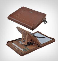 more photos 5a85a 342d6 iPad-Pro-Leather-Case,-Vintage-Series-Genuine-2 | Ipad pro leather ...