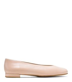 The CHICFLAT in Shell Nappa Leather