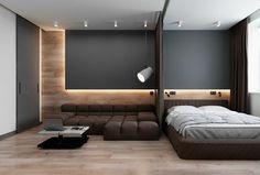 Fancy Bedroom Design Ideas To Get Quality Sleep interior Bedroom Lamps Design, Home Room Design, Modern Bedroom Design, Master Bedroom Design, Home Interior Design, Bedroom Decor, Bedroom Ideas, Bedroom Lighting, Contemporary Bedroom