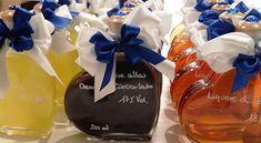 Bomboniere utili matrimonio liquore. Wedding favor. Vai sul blog per vedere tante altre bomboniere utili e originali! #misposoamodomio