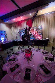 Guitar centerpiece