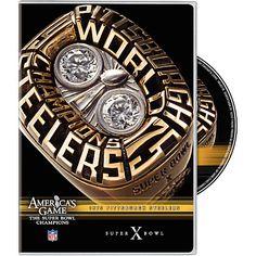 America's Game: The 1975 Pittsburgh Steelers ($19.99)