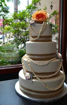 rustic wedding cake images | Rustic Elegance Wedding Cake