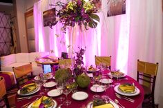 Gorgeous decor and table settings!  Get your four complimentary tickets to one of our Luxury Bridal Events at www.bridalexpotickets.com