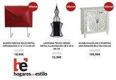 ¿Has visto las ofertas de hoy en #hogaresconestilo? #home #hogar #estilo #deco #decoración