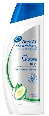 Head N Shoulders Head & Shoulders Instant Fresh Shampoo - 12.8 oz
