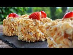 Κλασική Πάστα Αμυγδάλου - Almond Cake - YouTube