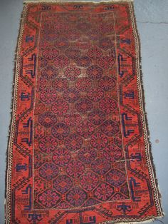 Hayko Fine Rugs & Tapestries - BALUCH RUG