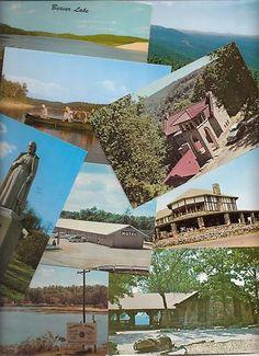 scenes from Arkansas