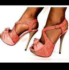 Snakeskin pink