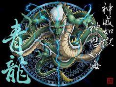 Full Fantasy Blue Dragon Wallpaper x Full HD Wallpapers
