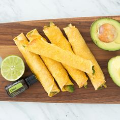 Enjoy these taquitos plain, with salsa, or with a drizzle of hot sauce.