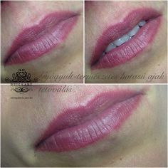 Healed Powder Lip•BrisaArt•permanentmakeup