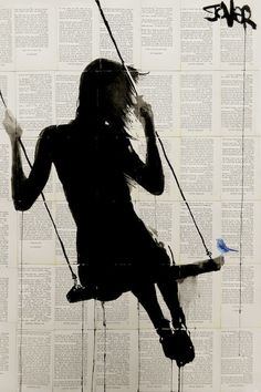 The Freedom Of Sometimes by Loui Jover Painting Print on Wrapped Canvas