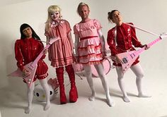 Kawaii Fashion, Pink Fashion, Princesa Emo, Kawaii Goth, Riot Grrrl, Emo Goth, Beautiful Friend, Pastel Goth, Aesthetic Pictures