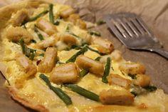 Heute stelle ich Euch sowohl ein leckeres Rezept für Spargelpizza vor, als auch ein tolles Projekt zur Gemüserettung. :)