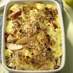 Krokante appel uit de oven met vanille Recept | Weight Watchers België