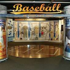 San Diego Sports Museum - included attraction on the Go San Diego Card!